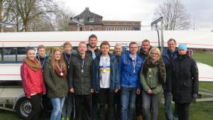 Rheine 2015 - geschafft!