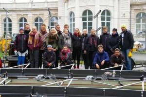 Gruppenbild in Lüttich 2015